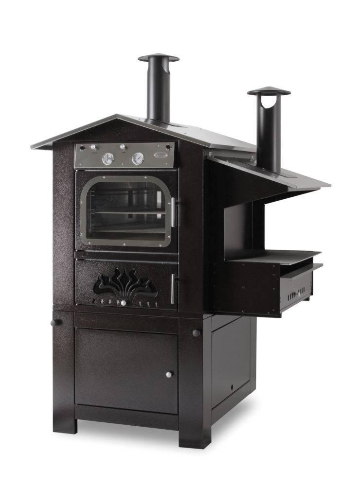 K aragona-con-barbecue-nero